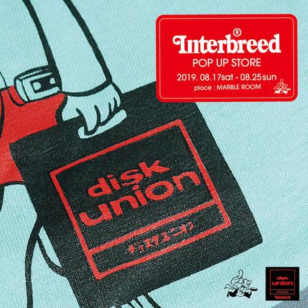 disk union, interbreed, okayama, Marble Room