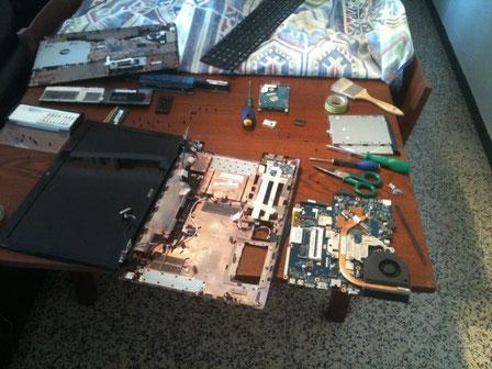reparacion portatil mallorca