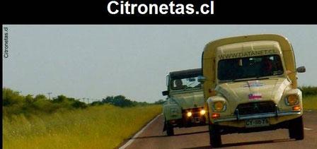 citronetas.cl le site internet de Carlos Mondaca Matzner (Chili)