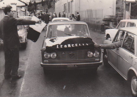 1968-69 Festeggiamenti per la promozione in Serie C