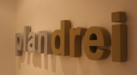 Betonbuchstaben Buchstaben aus Beton