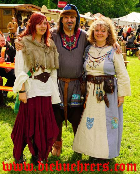 Diebuehrers, das Mittelalter Onlinefotomagazin, Paparazzi auf Mittelaltermärkten und Seelnfänger