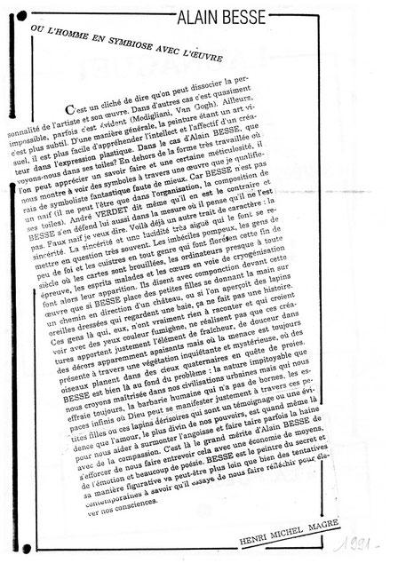 texte 1991