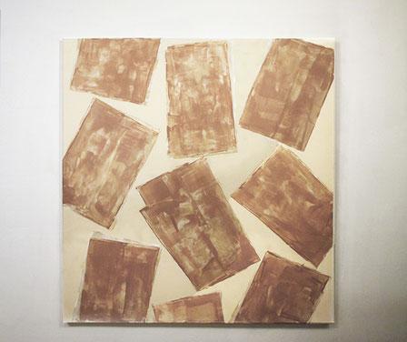 sans titre180 x190 janvier 2009  acrylique sur toile