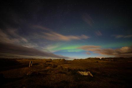 Seltjarnarnes Aurora Borealis 18 Settembre 2013 - TM. 00,15