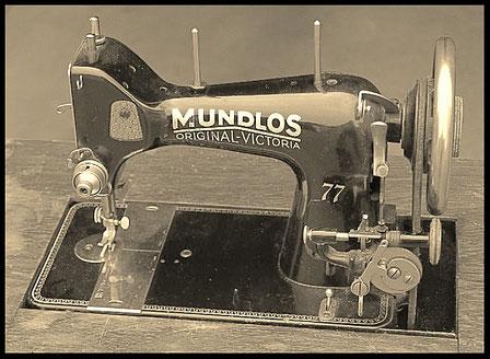 MUNDLOS  ORIGINAL-VICTORIA  77  VS