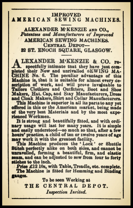 Glasgow Free Press - 06 April 1861