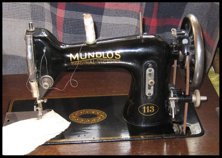 MUNDLOS   ORIGINAL VICTORIA  Type 113