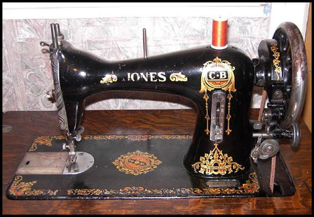 Jones  CB # 16.776 - 1931-33 c.