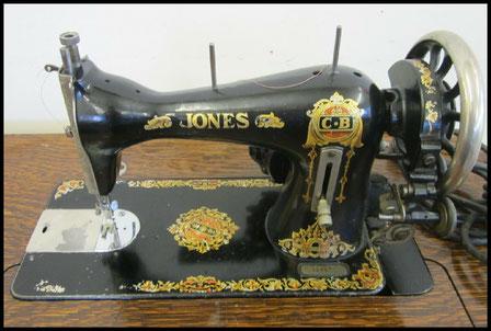 Jones CB  # 11.655