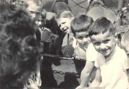 Bild: Teichler Schulklasse Wünschendorf Erzgbirge