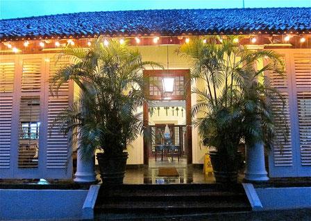 Galle Fort Hotel Sri Lanka