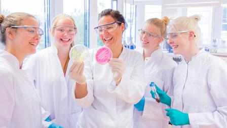 Aus- und Weiterbildung an der School of Life Science