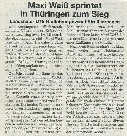 Quelle: Landshuter Zeitung 01.09.2020