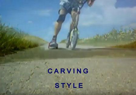 Die top attraktive Kombi macht max. SICHERES und kompetent PERFEKTES Scooter-Skaten höchst easy . . .