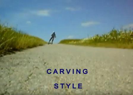 1st class Roll-, Kurv- & Brems-Sicherheit einzigartig. Carven & Skaten nur, wenn ungefährdend machbar ! . . .