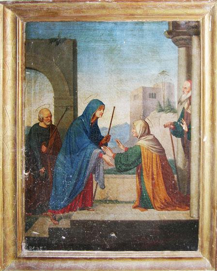 San Giuliano - La Visitation