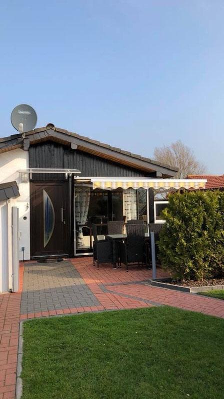 Ferienhaus Scholle F3 -Aussenansicht-