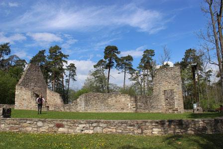 Ruine - Michelskapelle