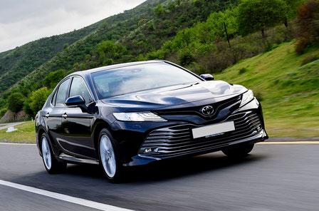 Аренда Toyota Camry 2020 в Крыму