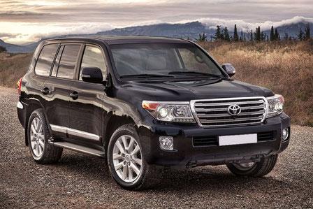 Аренда Toyota Land Cruiser 200 в Крыму