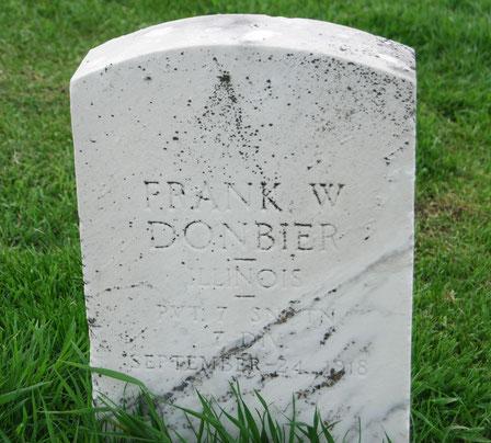 Tombe de Frank - Frank's grave - FindaGrave.com