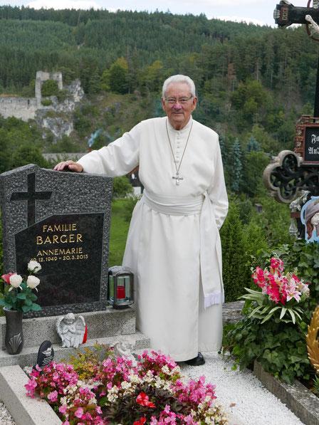 In memoriam DDr. Joachim Angerer   * 8.2.1934 - + 24.11.2019