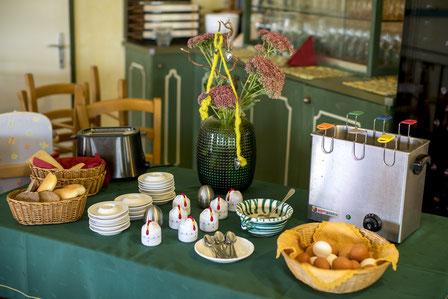 Frühstücksbuffet, Hotel Neumarkt in der Steiermark