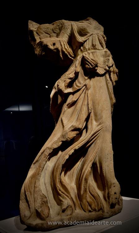 Victoria; Niké; olimpiadas; Grecia; escultura; Naty Sánche Ortegaz; Barccelona;