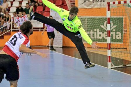 Imagen del partido entre ambos equipos la pasada campaña / Foto: Edwin van't Hek