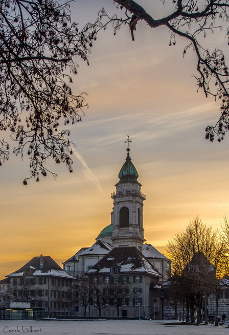 St. Ursen Kathedrale Solothurn