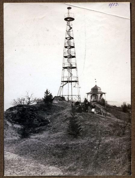 1903 Aussichtsturm