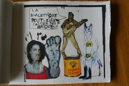 Frontispice de Pascal Comelade
