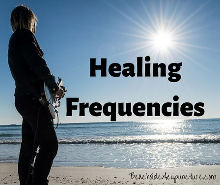 Healing Frequencies - Music on the Beach