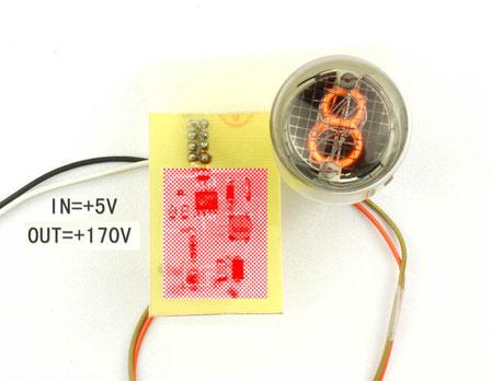 5V-170V Boost converter