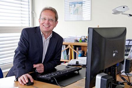 Georg Hetz, Finanzexperte und Geschäftsführer des Nürnberger Finanzdienstleisters UDI.  259 KB  Foto: djd/UDI/NN-Matejka
