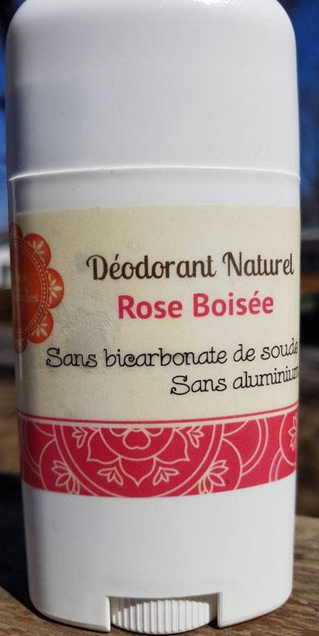 Etsy Québec, on a testé, bulle et calendule, déodorant naturel