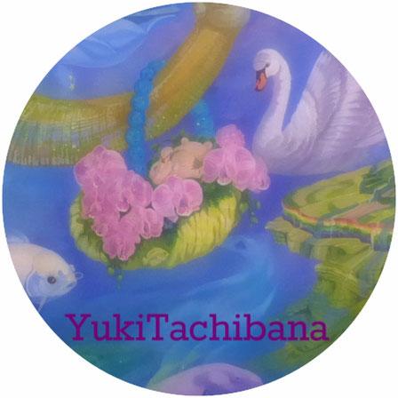 絵画 蘇生  えいえいおー 立花雪 YukiTachibana