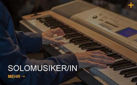Solomusiker / Solomusikerin