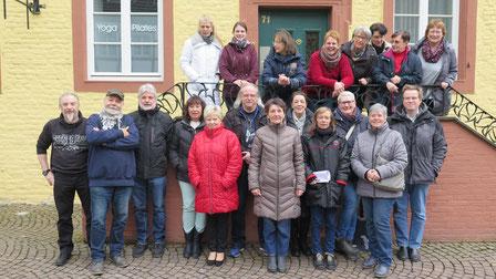Das Team der Tiertafel RheinErft e.V.