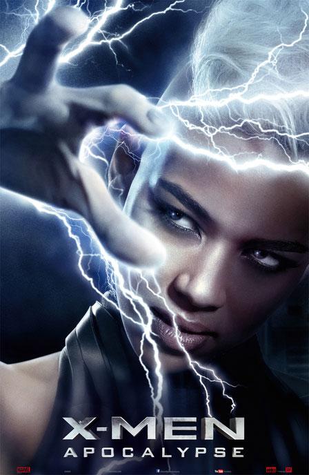 X-Men Apocalypse Charaktere - Storm - 20th Century Fox - kulturmaterial
