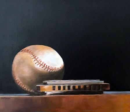 Blues and Baseball