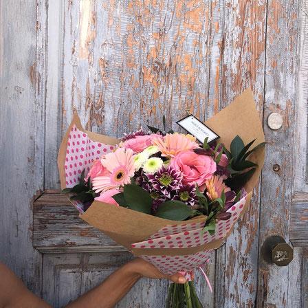 Merci Bouquet para cajas gourmet