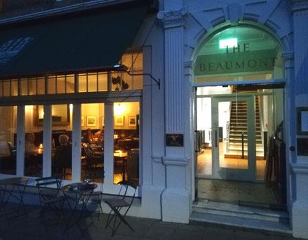 The Beaumont Restaurant, Hexham