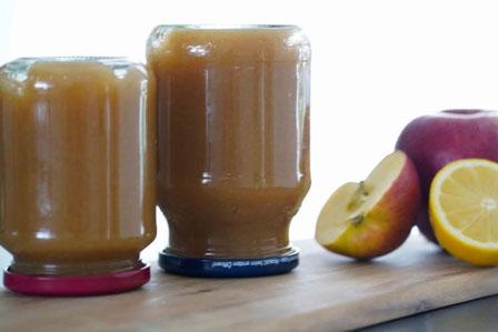 Selfmade Apfelmus | schnell gemacht, gesund & clean