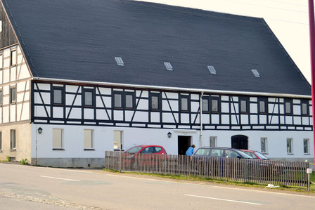 Bild: Gasthof Wünschendorf Erzgebirge 2016