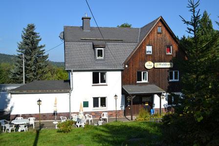 Bild: Teichler Wünschendorf Erzbirge Stolzenhain