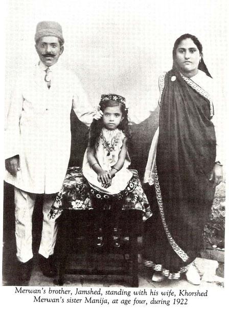 Courtesy of Lord Meher - Vol.1 : Bhau Kalchuri
