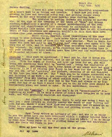 10th July 1935
