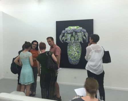 contemporary art exhibit basel